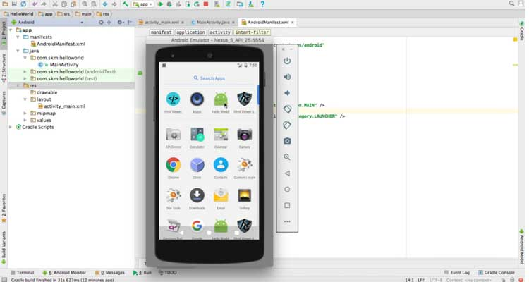 Tutorial: Android Manifest