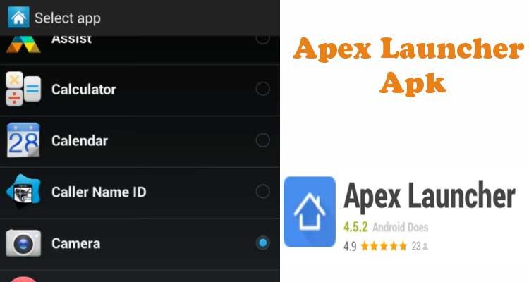 Apex-Launcher-Apk