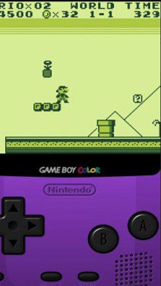 Game Boy Advance GBA3