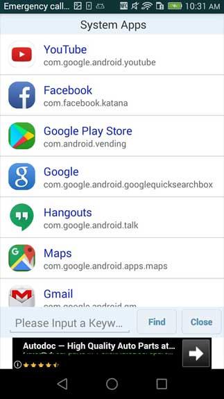 Hack App Data4