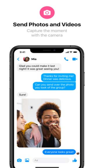 Messenger-Lite4