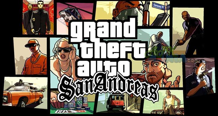 GTA San Andreas - Grand Theft Auto