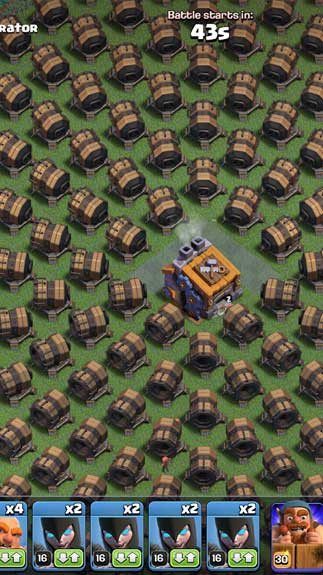 Atrasis - Clash of Clans Server1