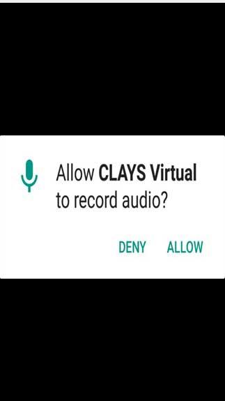 Clays Virtual4