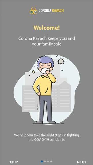 Corona Kavach4
