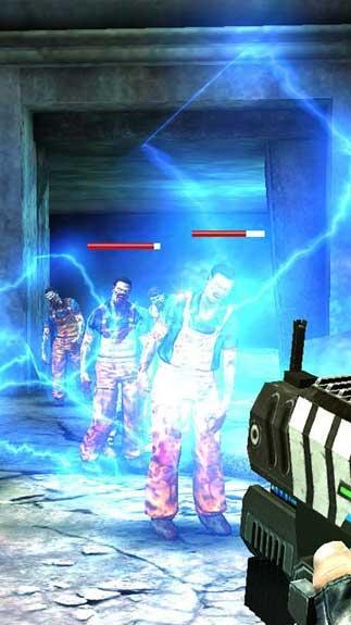 DEAD TARGET: Zombie3