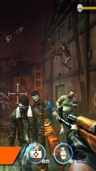 DEAD TARGET: Zombie4