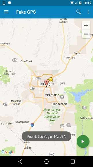 Fake GPS location3