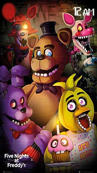 Five Nights at Freddy's2