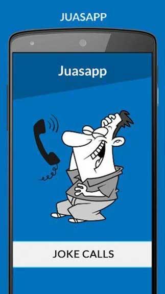 Juasapp - Prank Calls1