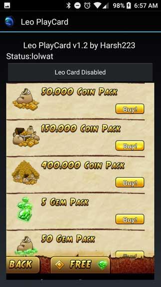 Leo PlayCard1