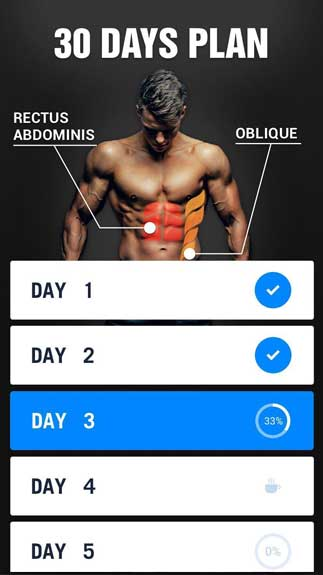 Six Pack in 30 Days2