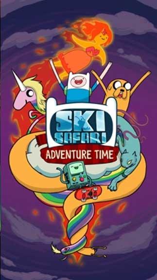 Ski Safari: Adventure Time1