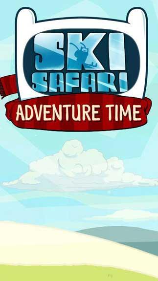 Ski Safari: Adventure Time3