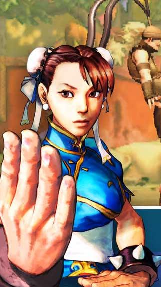 Street Fighter3