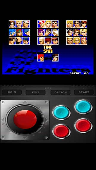 The King of Fighters 972