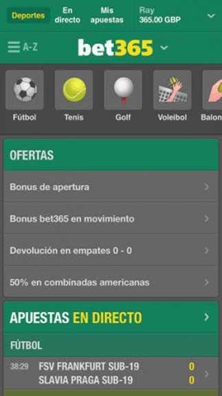 Open Bet365 App