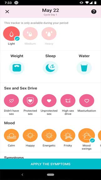 Flo Period & Ovulation Tracker4