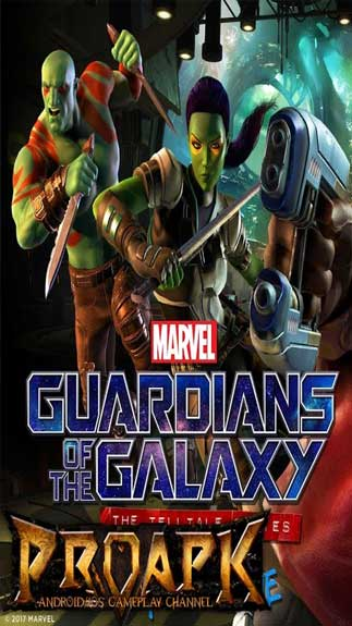 Marvel's Guardians of the Galaxy TTG1