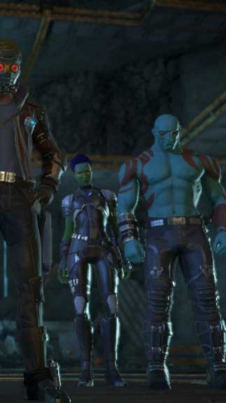 Marvel's Guardians of the Galaxy TTG2