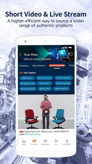 Alibaba App4
