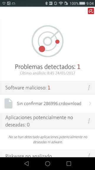 Avira Antivirus Security2
