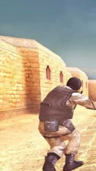 Counter Terrorist 2-Gun Strike1