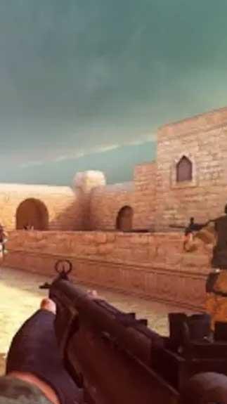 Counter Terrorist 2-Gun Strike3