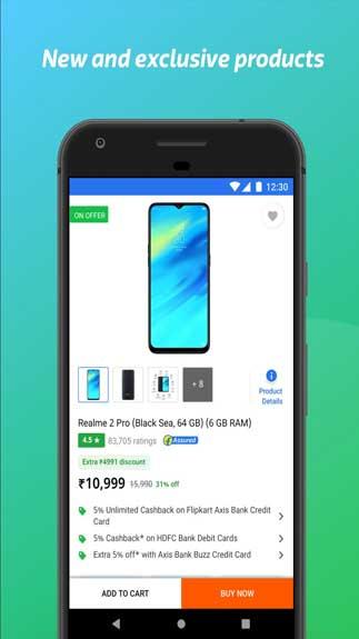 Flipkart Online Shopping App3