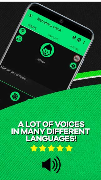 Narrator's Voice2