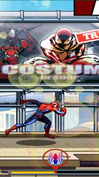 Spider-Man Ultimate Power4