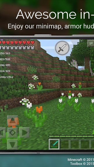 Toolbox for Minecraft: PE1