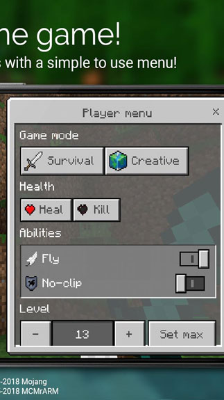 Toolbox for Minecraft: PE4