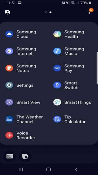 Bixby Voice3