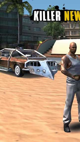 Gangstar Rio: City of Saints1