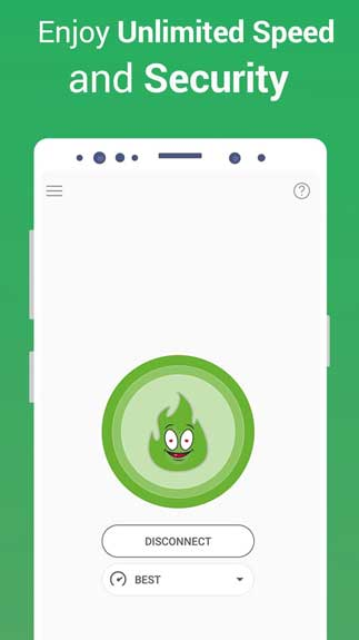 GreenNet VPN1