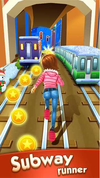 Subway Princess Runner4