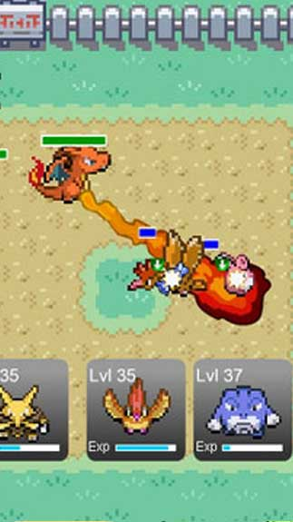 Pokemon Tower Defense4