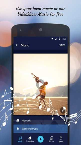 Photo Video Editor With Song3